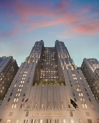Iconic Waldorf Astoria New York Launches 'Waldorf Stories'
