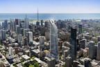 Concord完成加拿大第二高住宅楼的重组,命名为Concord Sky