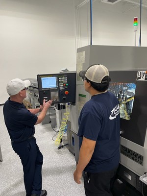 Tyber Medical's purchase of CatapultMD will expand its machining footprint to include over 40 CNC Swiss machines and 10, 5-axis CNC mills for manufacturing plates, screws, spinal implants, and instrumentation used in orthopedic surgery.