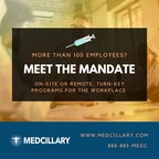 Businesses are Wondering How to Meet Biden's Vaccine Mandate...