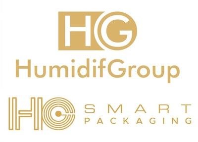 HumidifGroup and Smart Packaging Logo