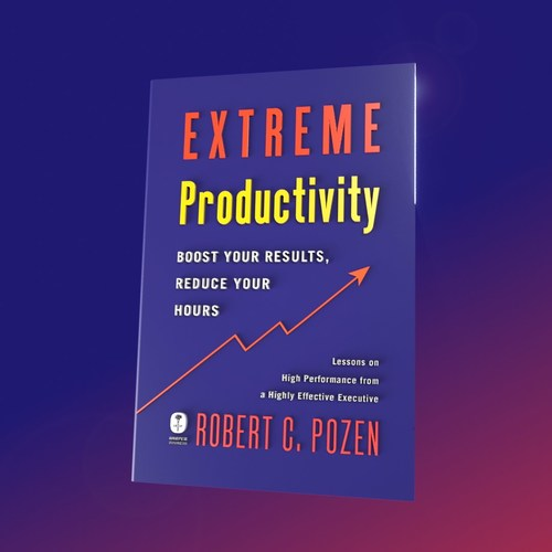 """MIT Sloan School of Management Senior Lecturer Robert Pozen is auctioning off a non-fungible token (NFT) related to his book """"Extreme Productivity: Boost Your Results, Reduce Your Hours."""" This is the first NFT auctioned by a faculty author at MIT Sloan. The winner will receive a 3D NFT of a new cover and a new preface, together with Pozen's digital signature. In addition, the winner will receive an hour of free consulting with Pozen and a free seat in his MIT Sloan Executive Education class."""