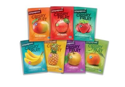 Crispy Fruit Freeze-dried Fruit Snacks - 7 Delicious Flavors