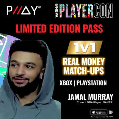 NBPA PlayerCon x PLLAY Pass