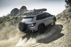Equipado para la aventura: Honda da a conocer el vehículo Rugged Roads Project
