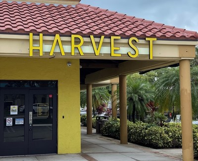 Harvest Opens Fourteenth Florida Dispensary in Port St. Lucie