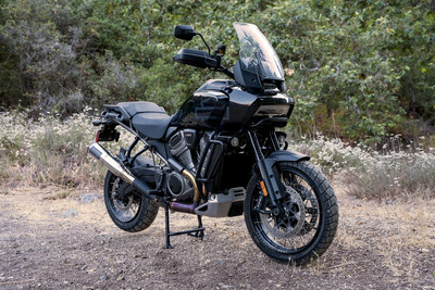 Vance & Hines launched the Adventure Hi-Output 450 exhaust for the new Harley-Davidson Pan America motorcycle. This is Vance & Hines' first adventure motorcycle product, leading the company's entry into the off-road category.