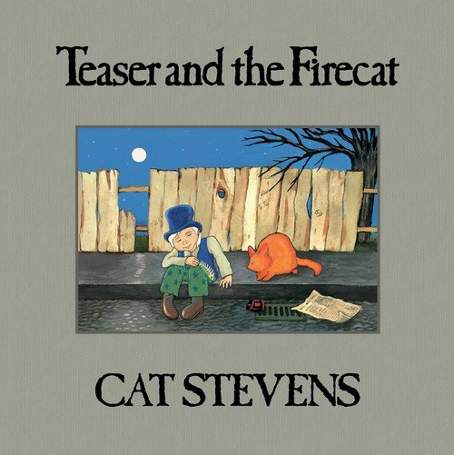 Yusuf / Cat Stevens will celebrate his 1971 multi-platinum selling landmark record, 'Teaser and the Firecat,' with a suite of special 50th anniversary releases on November 12th, 2021 via A&M/UMe.
