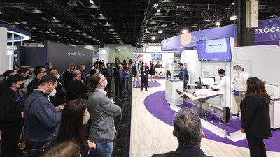 Visitors will have the opportunity to watch live demos at a dozen different software islands and sign up to receive their own 3D-printed try-ins using exocad's AI-assisted Smile Creator.