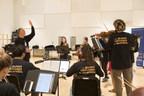 """蒙特利尔室内乐节将举办22场免费音乐会,由""""Les Jeunes Virtuoses de Montréal""""演唱,感谢Montréal市的支持,这是其通过节日和活动来活跃市中心计划的一部分"""