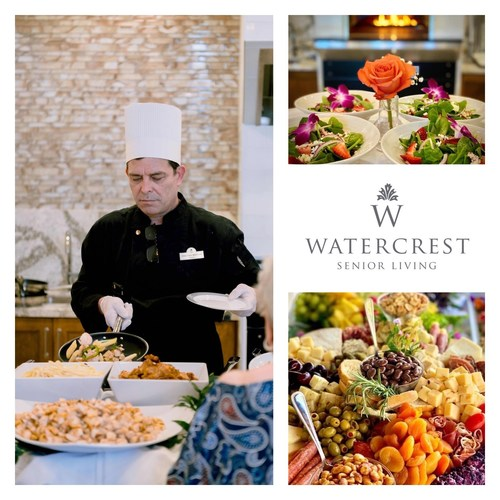 Watercrest Naples Assisted Living and Memory Care provides a unique approach to healthy aging through a variety of programming. Watercrest's 'Signature Culinary Offerings' include elements of the DASH, MIND and Mediterranean diets with proven benefits to mind health and aging.