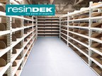 New ResinDek® Shelving System Proves to Be a Hit for Archival Storage When Selected for Fire Code and Seismic Compliance
