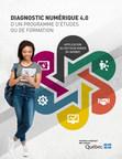 Invitation aux médias - Conférence de presse virtuelle - Lancement de la publication : « Diagnostic numérique 4.0 d'un programme d'études ou de formation »