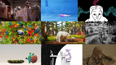 To celebrate the Animation Competition being accredited by the Academy Awards, we select wonderful animations.