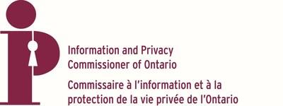 (Groupe CNW/Commissaire à l'information et à la protection de la vie privée/Ontario)