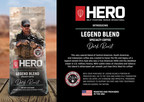 HERO Beverage Co. Launches a Line of Coffee Honoring the Late Chris Kyle