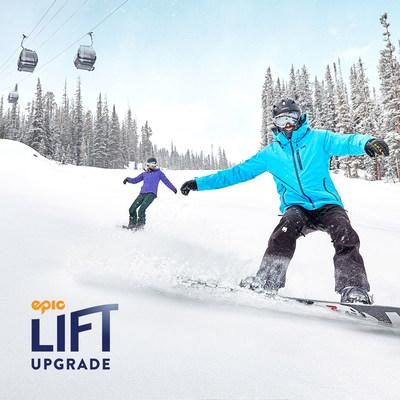 Epic Lift Upgrade