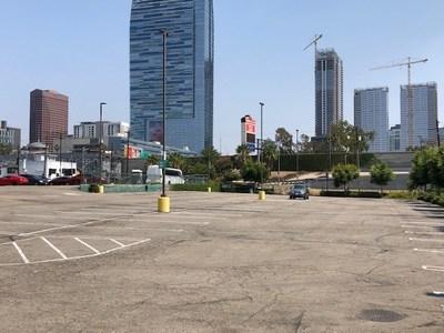 Wilshire Quinn Capital Funds $10M Downtown Los Angeles Parking Lot Acquisition Loan