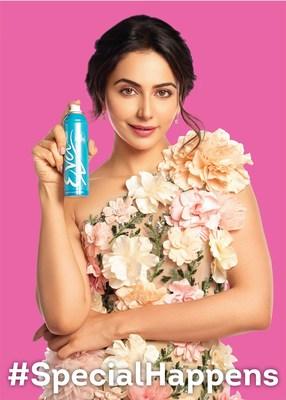 Rakul Preet Singh - Brand Ambassador for Eva Deodorants