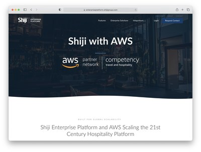 Hotel PMS built for enterprise hotels in the cloud. Shiji's Enterprise Platform was build entirely on AWS from the ground up.