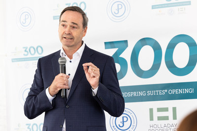 Patrick Pacious, President and CEO, Choice Hotels (Photo Credit: Tori Soper Photography)