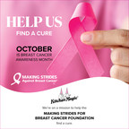 Kitchen Magic Joins Making Strides Against Breast Cancer in Honor ...