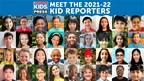 Scholastic Kids Press Selects 36 Student Journalists to Join Award-Winning Program