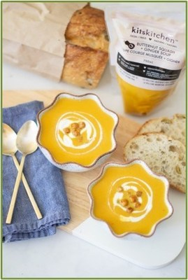Kitskitchen Soup (CNW Group/Modern Plant Based Foods Inc.)