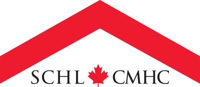 La Société canadienne d'hypothèques et de logement (SCHL) Logo (Groupe CNW/Société canadienne d'hypothèques et de logement)