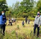 Cogeco Employees Hold a Community Involvement Day in 46 Communities Across Canada and the U.S. in Support of the Environment