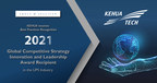 Kehua Received 2021 Global UPS Competitive Strategy Innovation and Leadership Award from Frost & Sullivan