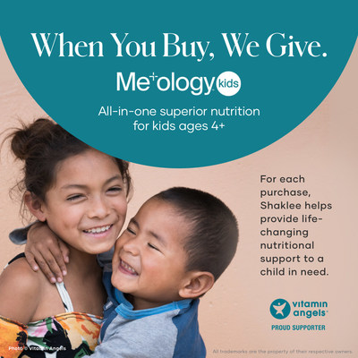 When You Buy, We Care. Shaklee Meology Kids