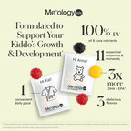 Shaklee Launches Meology™ Kids: Customizable & Comprehensive Vitamin Gummy Packs For Children