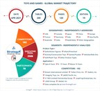 Global Toys and Games Market to Reach $123.5 Billion by 2026
