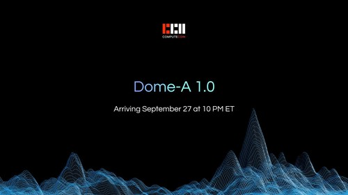 Phase 1 of Computecoin testnet, Dome-A 1.0, launches on Sep 27th