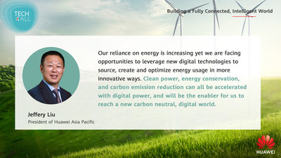Huawei: Powering a Low-Carbon APAC with Digital Innovation WeeklyReviewer