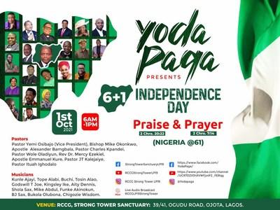 Yoda Paga Flyer