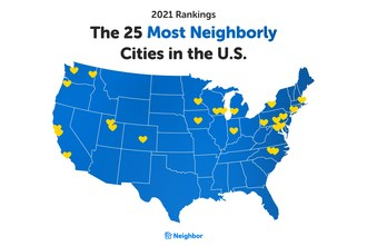 Neighbor.com Crowns Madison, WI the Most Neighborly City in