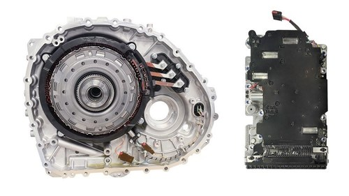 BorgWarner supplies next-generation triple-clutch P2 drive module to HYCET Transmission (The housing is designed and provided by HYCET)