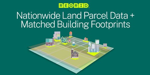 Regrid launches Nationwide Land Parcel Data + Matched Building Footprints.