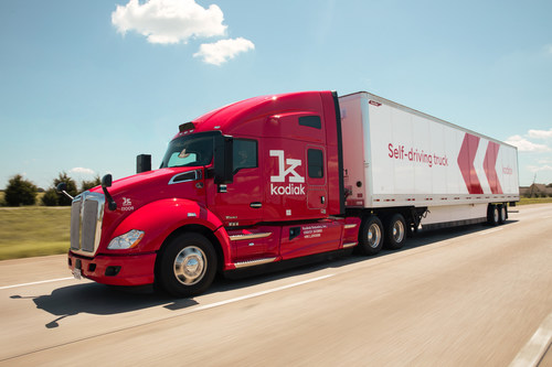Kodiak Robotics, Inc. announced today its fourth-generation autonomous truck.