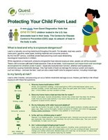 Protecting Your Child From Lead (English)