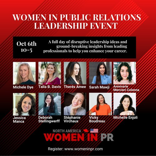 Women in Public Relations Leadership Conference