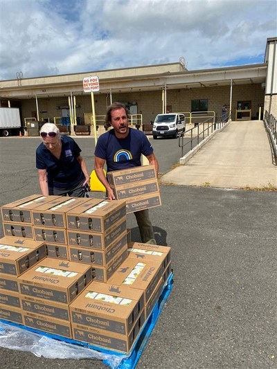 USO Partners with Chobani to Give More Than Thanks to Service Members Supporting Operation Allies Welcome
