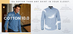 Buttercloth® Announces New Cotton 10.0 Collection Highlighting the Latest Innovation in Ultra Soft Fabric