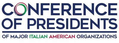 (PRNewsfoto/The Conference of Presidents of Major Italian American Organizations)