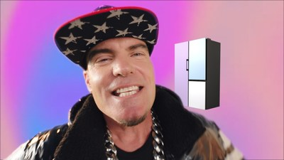 Vanilla Ice partners with Samsung Electronics to re-release hit single 'Ice, Ice Baby' as 'Reduce Your Ice, Ice Baby'
