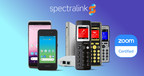Spectralink Suite of Mobile Devices Earns Zoom Phone Certification Enhancing Wireless Experience