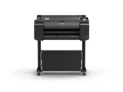 Canon Launches World's First Large Format Printer with Aqueous Pigment Fluorescent Pink Ink for High Value Added Output and Graphics Applications