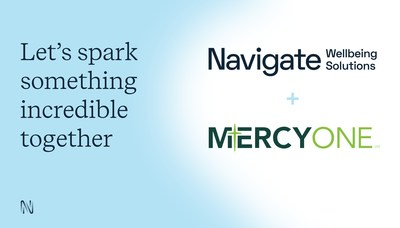 Iowa tech company Navigate Wellbeing partners with MercyOne to improve employees' experience with health care benefits, well-being, and behavioral health resources